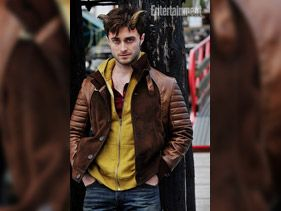 Daniel Radcliffe Debuts His 'Horns'