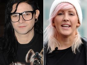 Ellie Goulding And Skrillex Split