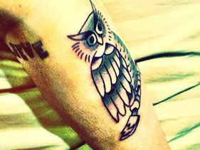 Justin Bieber Tattoos An Owl To His Arm ... What Does It Mean?