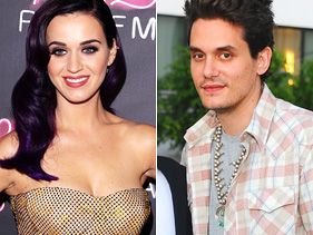 Katy Perry, John Mayer Vamp It Up At Early Birthday Bash