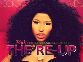 Nicki Minaj Tweets Release Date, Cover For Roman Re-Up