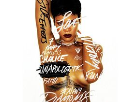 Rihanna Announces New Album, Unapologetic