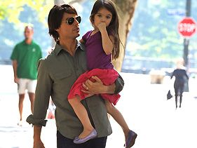 Tom Cruise Sues Tabloid For $50 Million Over Suri Claims