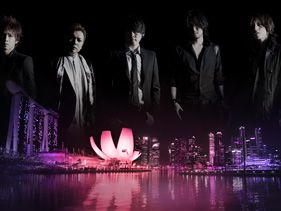 LUNA SEA Asia Tour 2013's Final Stop In Singapore