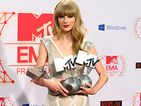 MTV EMA 2012 Complete Winners List