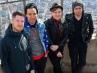 Fall Out Boy Grab 'The Magic Sword' With Save Rock And Roll's No. 1 Debut