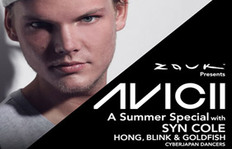 Avicii Brings Summer Special To Singapore, Featuring Syn Cole