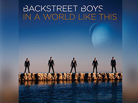 Backstreet Boys Choose Love On New Single, 'In A World Like This'