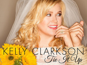 Kelly Clarkson Gets Ready For Married Life On 'Tie It Up'