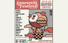 St. Jerome's Laneway Festival Singapore 2014 Line-Up Announced
