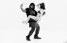 Lady Gaga Straddles R. Kelly: Get A Sneak Peek At 'Do What U Want' Video