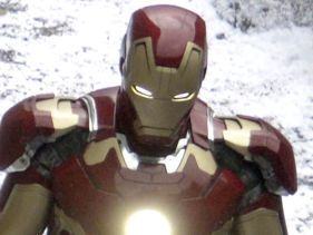 'Avengers' Set Photos: Iron Man's New Armour Revealed