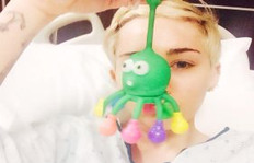 Miley Cyrus Hospitalized, Cancels Kansas City Show