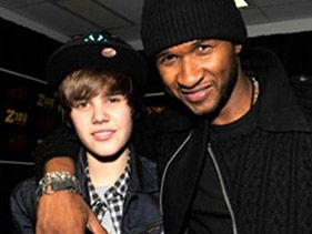 Usher Breaks His Silence On Justin Bieber's Racial Slurs