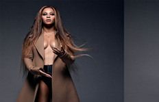 Finally, The Beyonce Surfbort Fashion Spread We've Been Waiting For