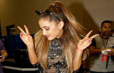 Ariana Grande Is Already Dressing Up For Halloween