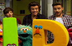 'Sesame Street' Can't Even Handle 1D, And Neither Can One Direction