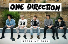 Now It's Your Turn: One Direction Say 'Steal My Girl' On Their New Single