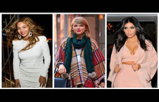Beyonce, Taylor And Kim Go Head To Head For TIM