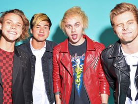 5SOS Are The Kings Of The New Broken Scene In Their 'She's Kinda Hot' Video