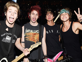 5SOS' New Song 'Permanent Vacation' Is 'So Amazing It Hurts'