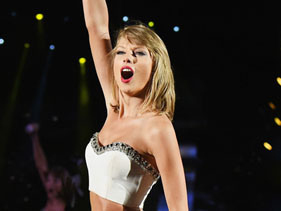 Taylor Swift Celebrates 'Bad Blood' Success With A Behind-The-Scenes Video: Watch