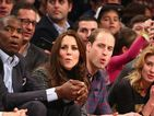 Prince William And Kate Middleton Meet Jay Z And Beyoncé, Crowd Goes Wild