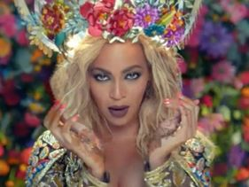 Beyoncé Is Stunning In Coldplay's Vibrant 'Hymn For The Weekend' Video