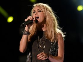 Carrie Underwood Tackles Wiz Khalifa's Rap In This 'See You Again' Mash-Up