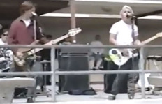 Watch Green Day Rock Their High School Quad In This 1990 Throwback Cli