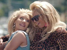 Iggy Azalea And Britney Spears Are Alien Besties In 'Pretty Girls' Video