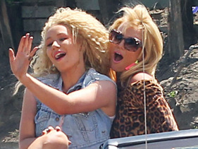 Iggy Azalea And Britney Spears Wipe The Floor With All The Boys In 'Pretty Girls': Listen