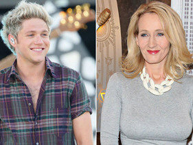 J.K. Rowling's New Book Proves She's A Directioner