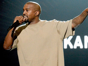 Here's The Full Transcript Of Kanye West's Crazy-Ass VMA Vanguard Speech