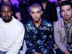 Kanye West, Zayn Malik, And Joe Jonas Form Fashion's New Holy Trinity