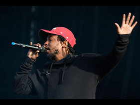 #MTVFestivalSeason: Kendrick Lamar Has The Recipe For One Heck of a Party At Wireless