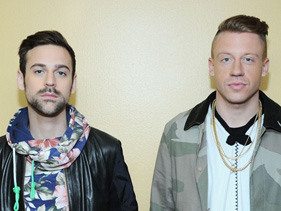 Macklemore Shows Off His B-Boy Dance Moves In 'Downtown' Video
