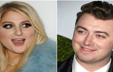 Meghan Trainor And Sam Smith Might Bless The World By Writing A Song Together