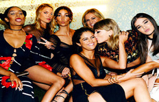 Taylor Swift, Kylie Jenner And Nick Jonas Got Their Post-VMA Party On: See The Pics