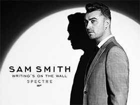 Listen To Sam Smith's Bond Song 'Writing's On The Wall' In All Its Epicness