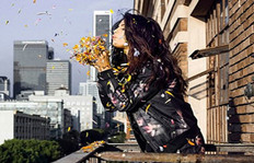 Selena Gomez Bathes In Confetti For Her New Adidas NEO Video