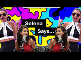 Selena Gomez Tells You How To Handle These Awkward Situations