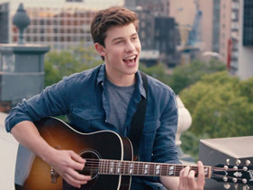 Shawn Mendes Starts A Feel-Good Dance Party In New 'Believe' Video: Watch