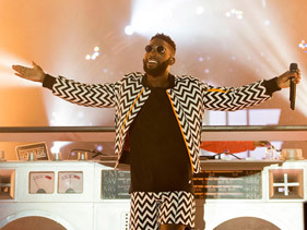 Tinie Tempah, Little Mix, Foxes & Kodaline Send Plymouth Absolutely Mental