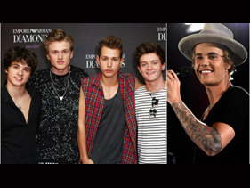 The Vamps' Cover Of Justin Bieber's 'Sorry' Definitely Won't Let You Down