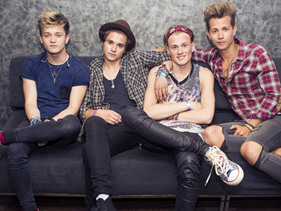 The Vamps Dedicate A Simple Song To Zayn Malik: Watch The Hilarious Clip