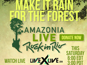 Watch Amazonia Live: Rock In Rio
