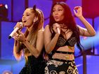 Ariana Grande And Nicki Minaj Are The Perfect Sugar-And-Spice Combo On 'Side To Side'