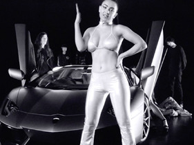 Charli XCX's Sleek 'Vroom Vroom' Video Is All Leather Catsuits And Luxury Whips