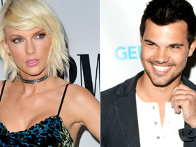 Taylor Lautner Offers Up Taylor Swift's Digits In His First Instagram Post
